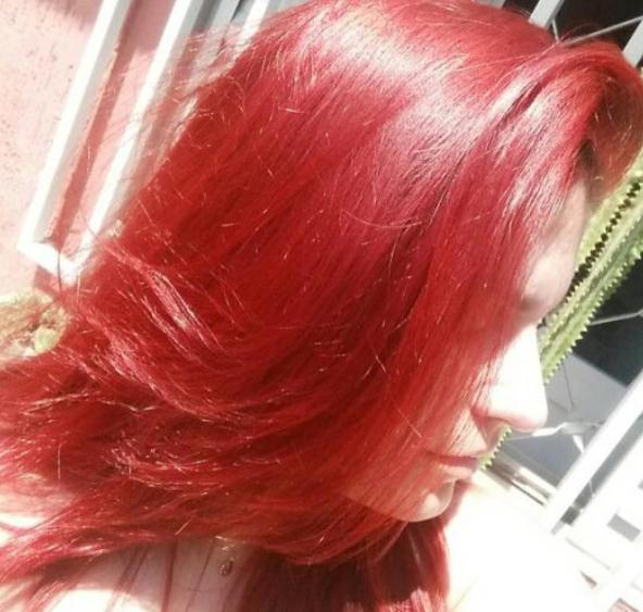Red medium hair colors for 2016- 2017 women