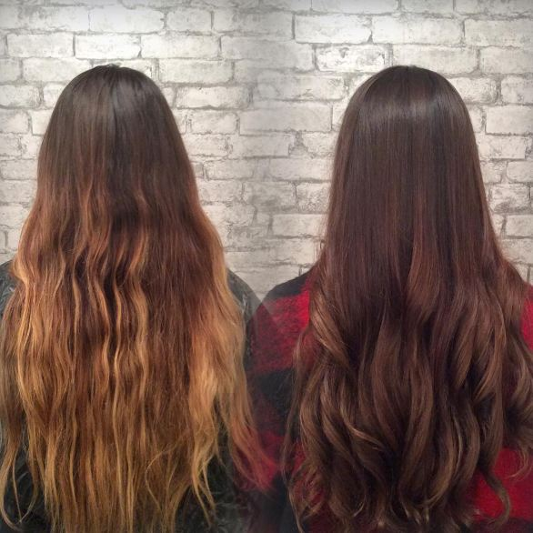 Wavy Long Brown Hair Colors For Women 2016-2017