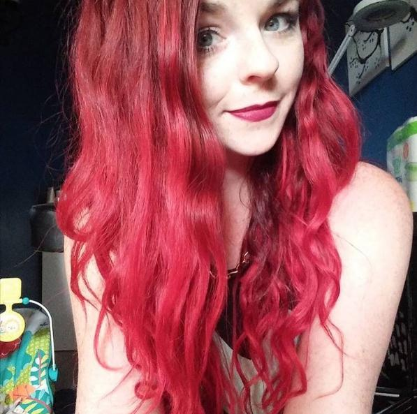 Red hair colors for women fall 2017